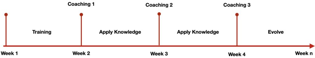 Example of Cohort Coaching