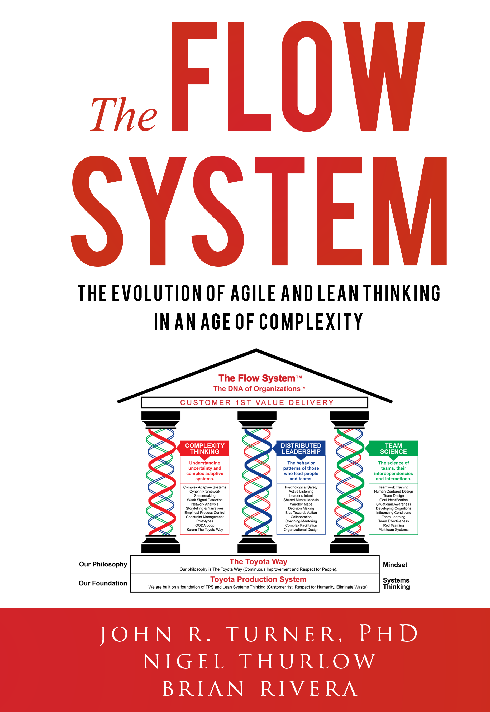 The Flow System Book Front Cover
